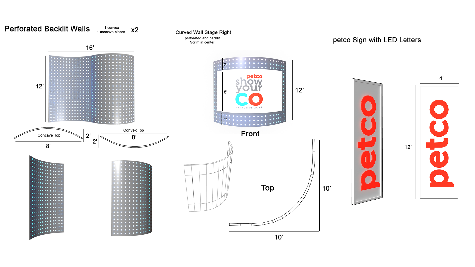 Petco Prop Schematics